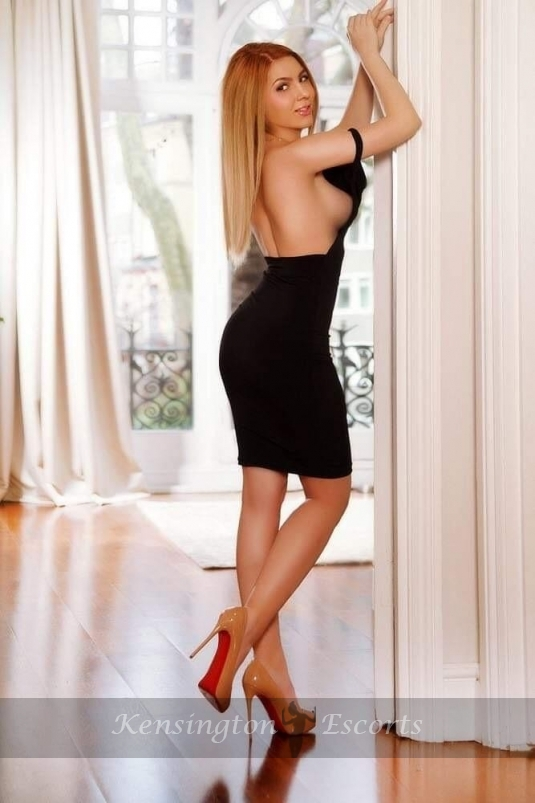 Angie - Kensington Escorts