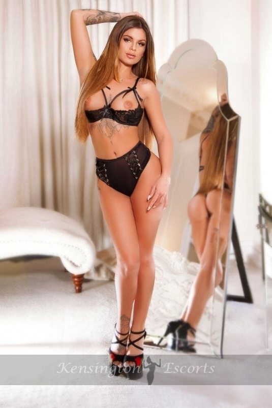 Fanny - Kensington Escorts